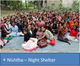 Nishtha Night shelter